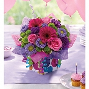 """It's Your Day"" - Deluxe Flower Arrangement"