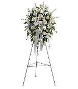 """Beautiful Memories"" - Standing Memorial Design"